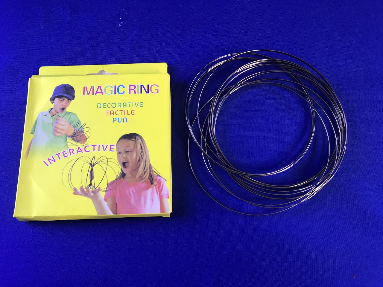 Кинетическая игрушка - Magic Ring  (Игрушка-антистресс)