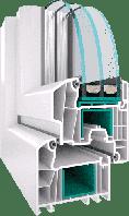 Металлопластиковые окна профиль WDS (Украина)
