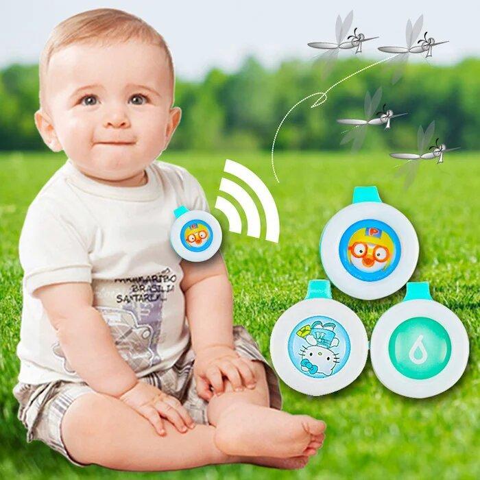 Брелок від комарів дитячий Bikit Guard - захист від комарів для дітей