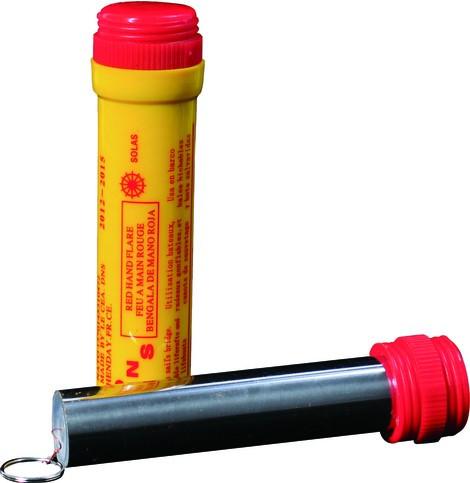 FLARE RED Фальшфейер Фейер Красный 60 секунд MF 0220