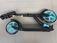 Детский двухколесный складной самокат от 7 лет GS-0023,, фото 1