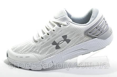 Белые мужские кроссовки в стиле Under Armour Charged Rogue 2, White, фото 2