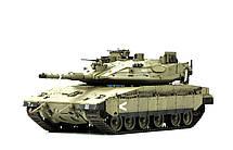 Israel Merkava Mk.4M w/Trophy Active Protection System. 1/35 MENG MODEL TS-036, фото 3