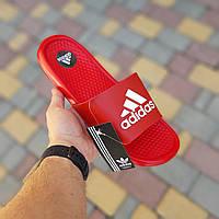 Шльопанці чоловічі Adidas, Репліка, фото 1