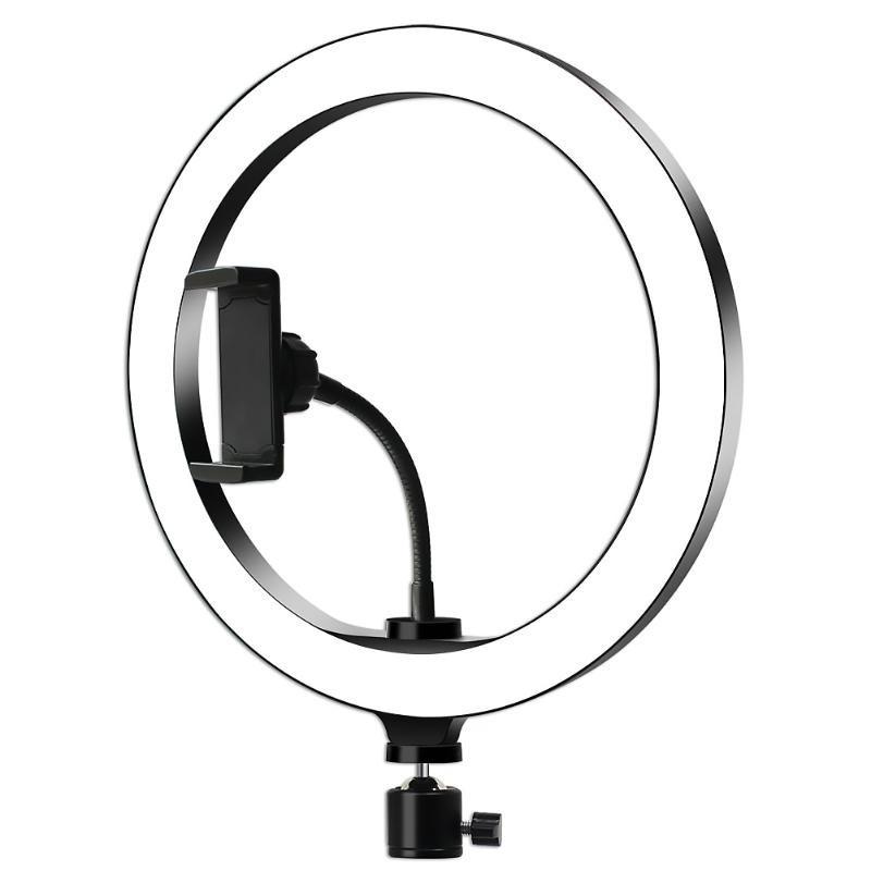 Кольцевая LED лампа Ring Fill Light  26 см Без штатива