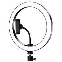 Кольцевая LED лампа Ring Fill Light  26 см Без штатива, фото 1