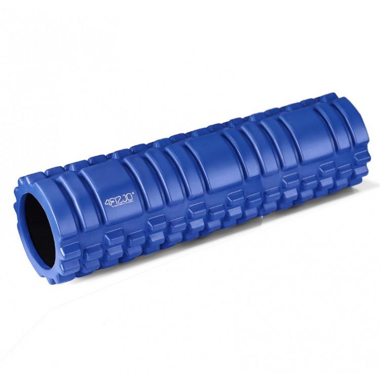 Роллер-валик массажный 4FIZJO Combi Yoga Roller 15*45 cм для самомассажа, фитнеса, йоги и пилатеса