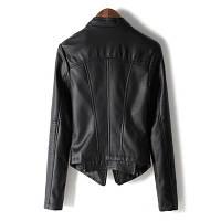 Женская кожаная куртка. Модель 2119, фото 6