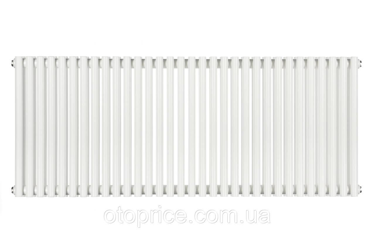 Горизонтальный дизайнерский радиатор Praktikum PV 2 500*1223 13-15 м.кв.