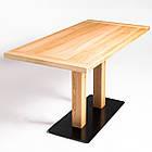 Мебель для кафе: деревянный стол для ресторана кафе, фото 2