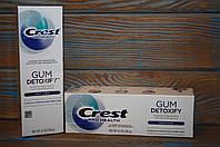 Зубная паста Crest Gum Detoxify Deep Clean Toothpaste 116 грамм