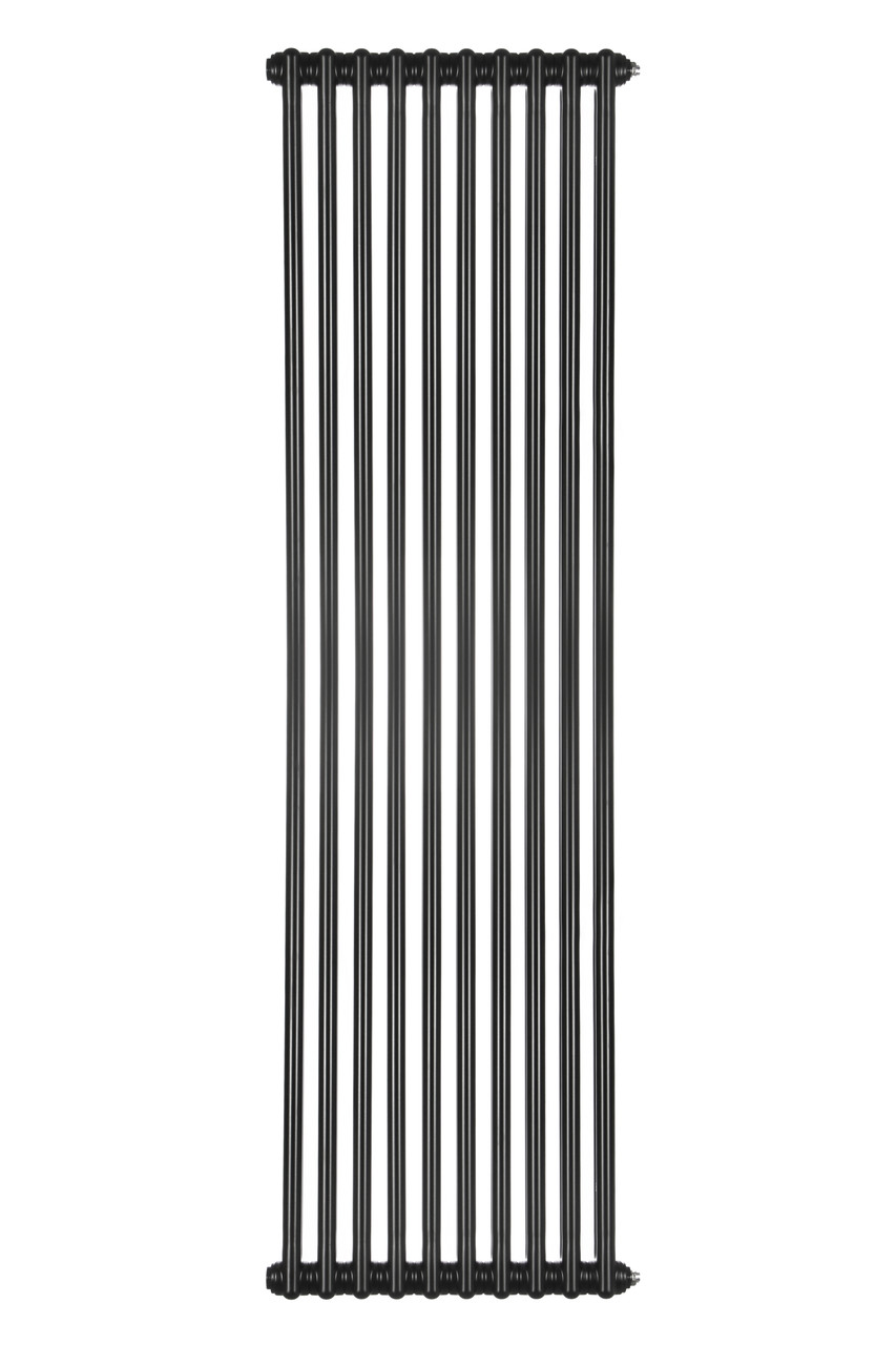 Радиатор Zehnder Charleston H-1792мм, L-460мм. Цвет- Черный (Германия)