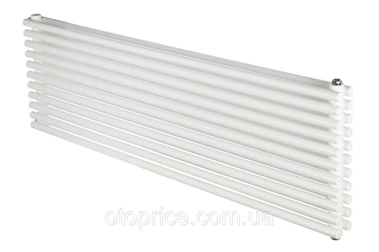 Горизонтальный дизайнерский радиатор Praktikum 2 PH 425*1200 10-12 м.кв.
