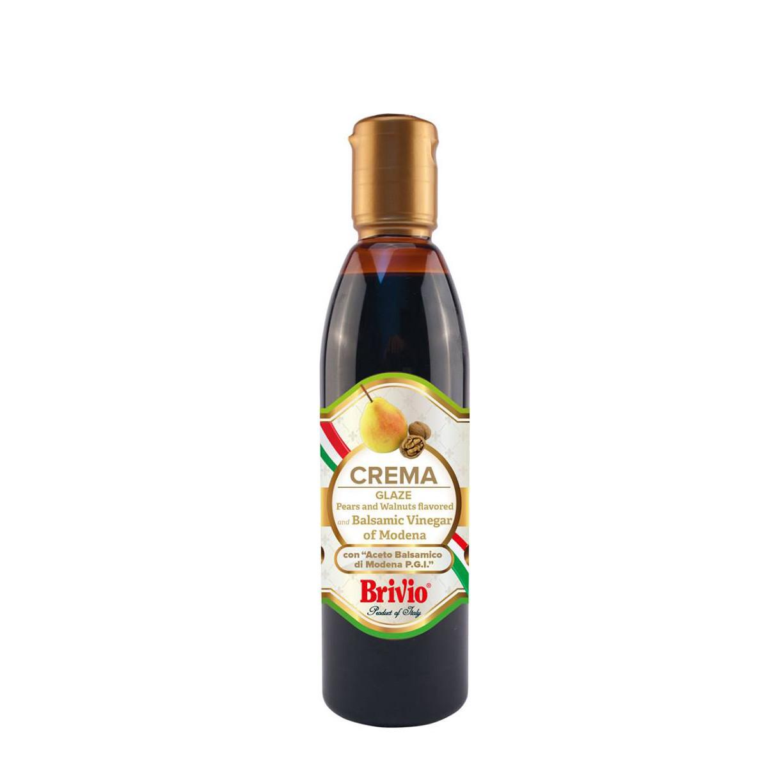 Бальзамічний соус  Crema Brivio, в асортименті, 250мл (12шт/ящ)