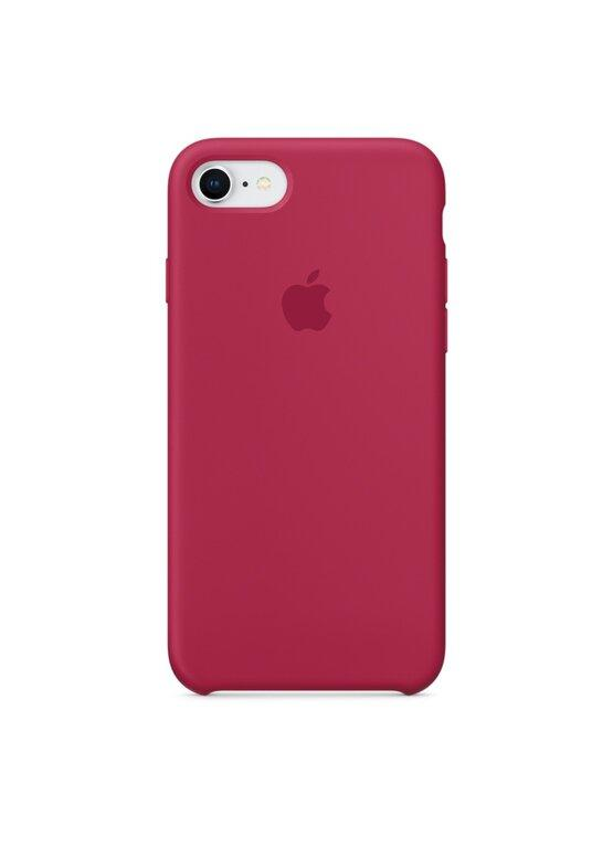 Silicone case Iphone 7/8 Роза