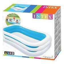 Надувной бассейн Intex Семейный 262*175*56