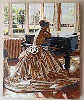 Красивая картина- БАЛЕРИНА -для интерьера декора столовой.спальни и коттеджа