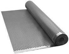 Шиповидна мембрана для гідроізоляції фундаменту IZOFLEX 0,5 мм