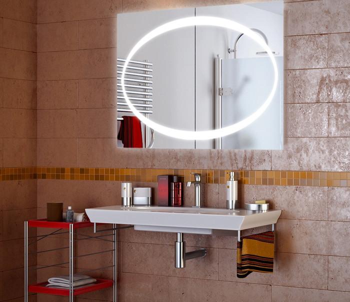 Дзеркало LED (110*80*3см) PR-D39