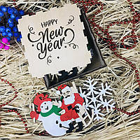 Новогодние игрушки 7Arts Разноцветные 12 шт NE-0006, КОД: 1474094