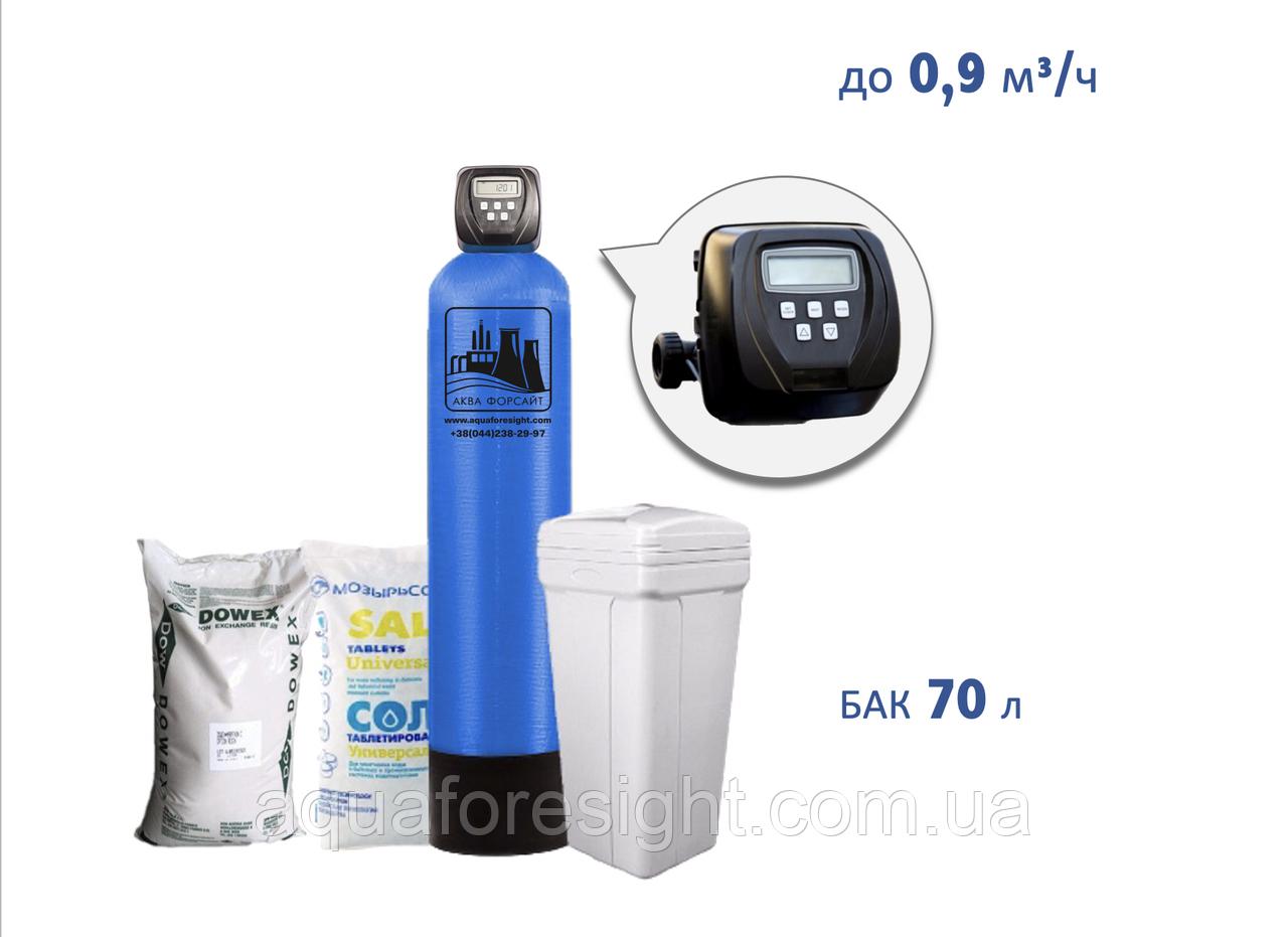 Система умягчения воды 0844 CI производительность 0,9 м3/час