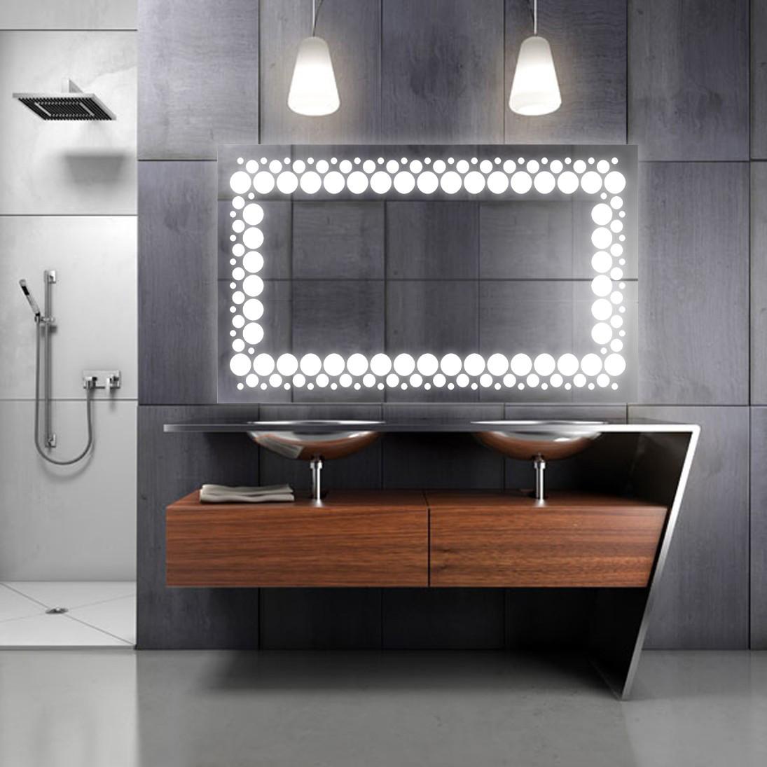 """Зеркало LED (98*60*3см) """"LYON"""" PR-D45"""