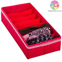 Коробочка для шкарпеток\колгот (кармен)