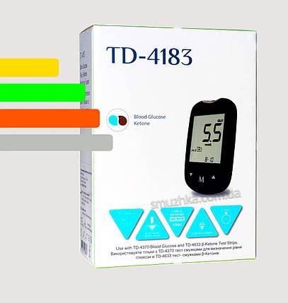 Глюкометр Tai Doc - Тай Док + 60 тест-полосок, фото 2