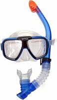 Набор для подводного плавания Int 55948 маска и трубка, фото 1