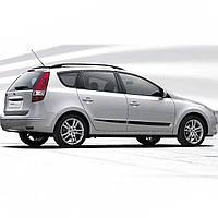 Молдинги на двері для Hyundai i30 FD CW 2006-2012, фото 1