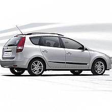 Молдинги на двері для Hyundai i30 FD CW 2006-2012