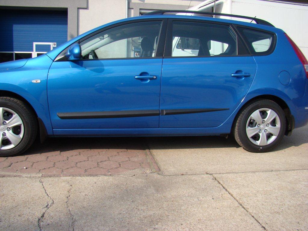 Молдинги на двері для Hyundai i30 FD CW 2006-2012, фото 2