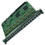 Плата расширения Panasonic KX-NCP1172XJ для KX-NCP1000,16-Port Digital Extension Card, KX-NCP1172XJ