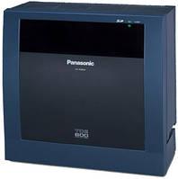 IP-АТС Panasonic KX-TDE600UC (Цифровая гибридная) Базовый блок, KX-TDE600UC