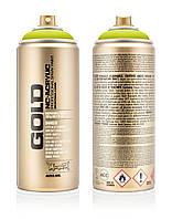 Краска Montana Gold CL6320 Ядовитый 400 мл (Poison) (283703)