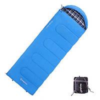 Спальник KingCamp Oasis 250(KS3121) (blue,правая), фото 1