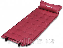 Самонадувающийся коврик KingCamp Base Camp Comfort