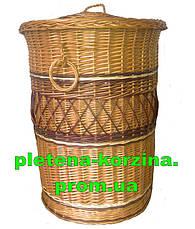 Набор корзин для белья из 2шт. Арт.553-2, фото 3