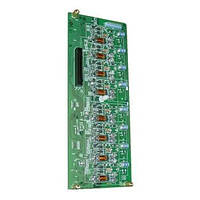 Плата расширения Panasonic KX-TDA1186X для KX-TDA100D, 8-Port Analogue Trunk Daughterboard, KX-TDA1186X