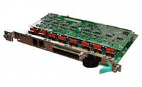 Плата расширения Panasonic KX-TDA6381X для KX-TDE600, 16-Port Analogue Trunk Card, KX-TDA6381X