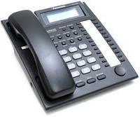 Системный телефон Panasonic KX-T7735UA-B Black (аналоговый) для АТС Panasonic KX-TE/TDA, KX-T7735UA-B