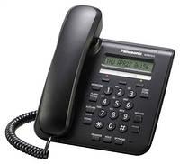 Проводной IP-телефон Panasonic KX-NT511ARUB Black для АТС Panasonic KX-TDE/NCP/NS, KX-NT511ARUB