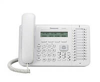 Проводной IP-телефон Panasonic KX-NT543RU White для АТС Panasonic KX-TDE/NCP/NS, KX-NT543RU