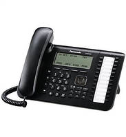 Проводной IP-телефон Panasonic KX-NT546RU-B Black для АТС Panasonic KX-TDE/NCP/NS, KX-NT546RU-B