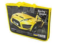 """Портфель """"CoolForSchool"""" №CF30000-02 A4 пласт. на блиск. Racing(1)(20)"""