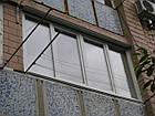 Балкони та лоджії, холодне скління, фото 2