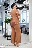 Стильный   костюм   (размеры 50-56) 0247-63, фото 2