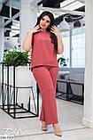 Стильный   костюм   (размеры 50-56) 0247-63, фото 4