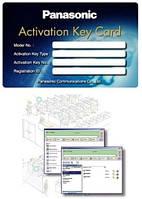 Ключ-опция Panasonic KX-NCS4104XJ для 4 IP-транков для АТС серии TDE, KX-NCS4104XJ