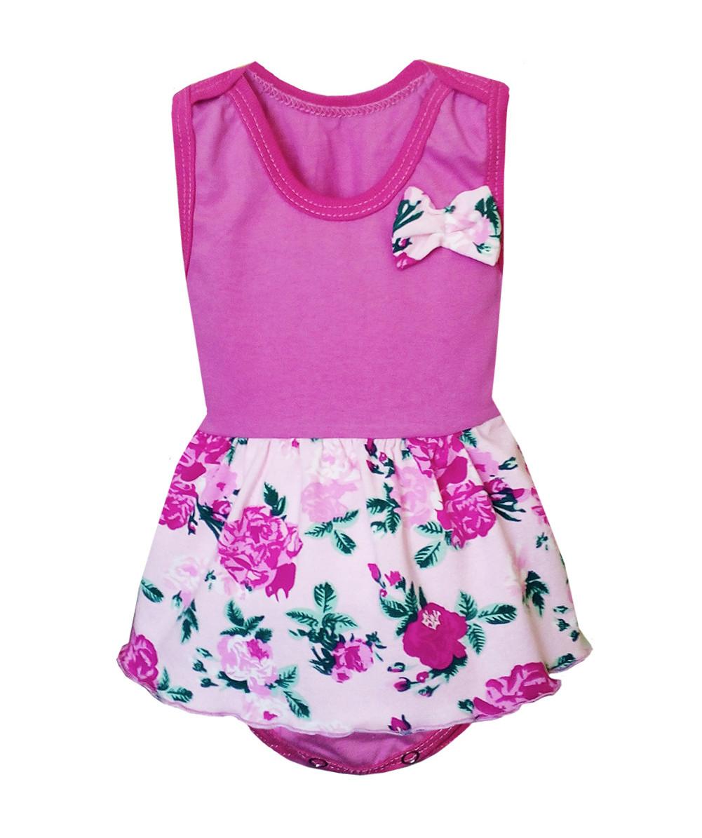 Бодик платье Розы